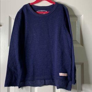 Boys' Buffalo David Bitton Thin Crew Sweatshirt